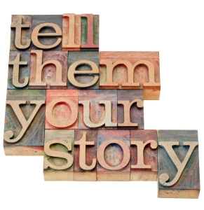 bigstock-Tell-Them-Your-Story-25687757